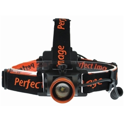 Perfect Image 400 Lumen Hi-Powered Zoom Headlamp HD400