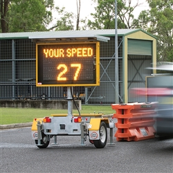 Speed Advisory Boards