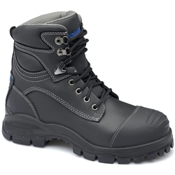 Blundstone XFoot Rubber 150mm Lace Up Safety Boots