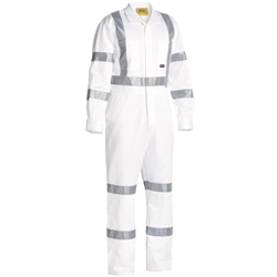 Bisley 3M™ Taped Night Drill Coverall