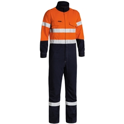 Bisley Tecasafe ® Plus Two Tone FR Vented Coverall