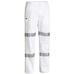 Bisley 3M™ Taped Night Cotton Drill Pant