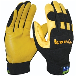 Blue Rapta Condor Premium Mechanic Gloves