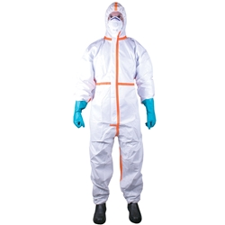 Blue Rapta MP Type 4/5/6 65gsm Disposable Coverall