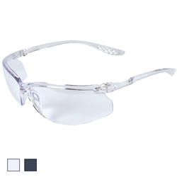 Blue Rapta Strobe Safety Glasses