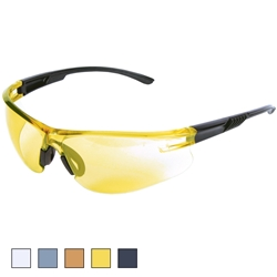 Blue Rapta Crosswind Safety Glasses