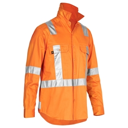 ELEVEN Workwear L/S Drill Shirt w/ 3M™