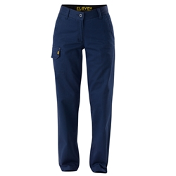ELEVEN Workwear Women's Drill Work Pant