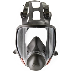 3M™ 6000 Series Reusable Full Face Respirator