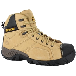 CAT® Argon Honey Hi Steel Toe Safety Boots