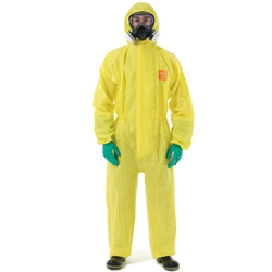 Microchem® 3000 Type 3,4, & 5 Chemical Coverall
