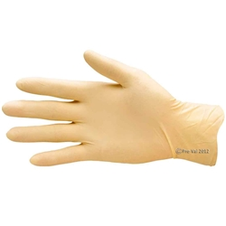 Pro-Val Securitex PF Latex Exam Gloves (Bx 100)