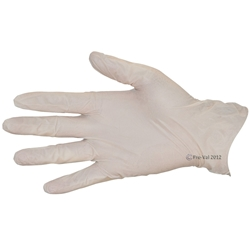 Pro-Val Stretch PF Vinyl Exam Gloves (Bx 100)