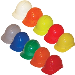 UniSafe® Non-Vented Type 1 ABS Plastic Safety Helmets TA560