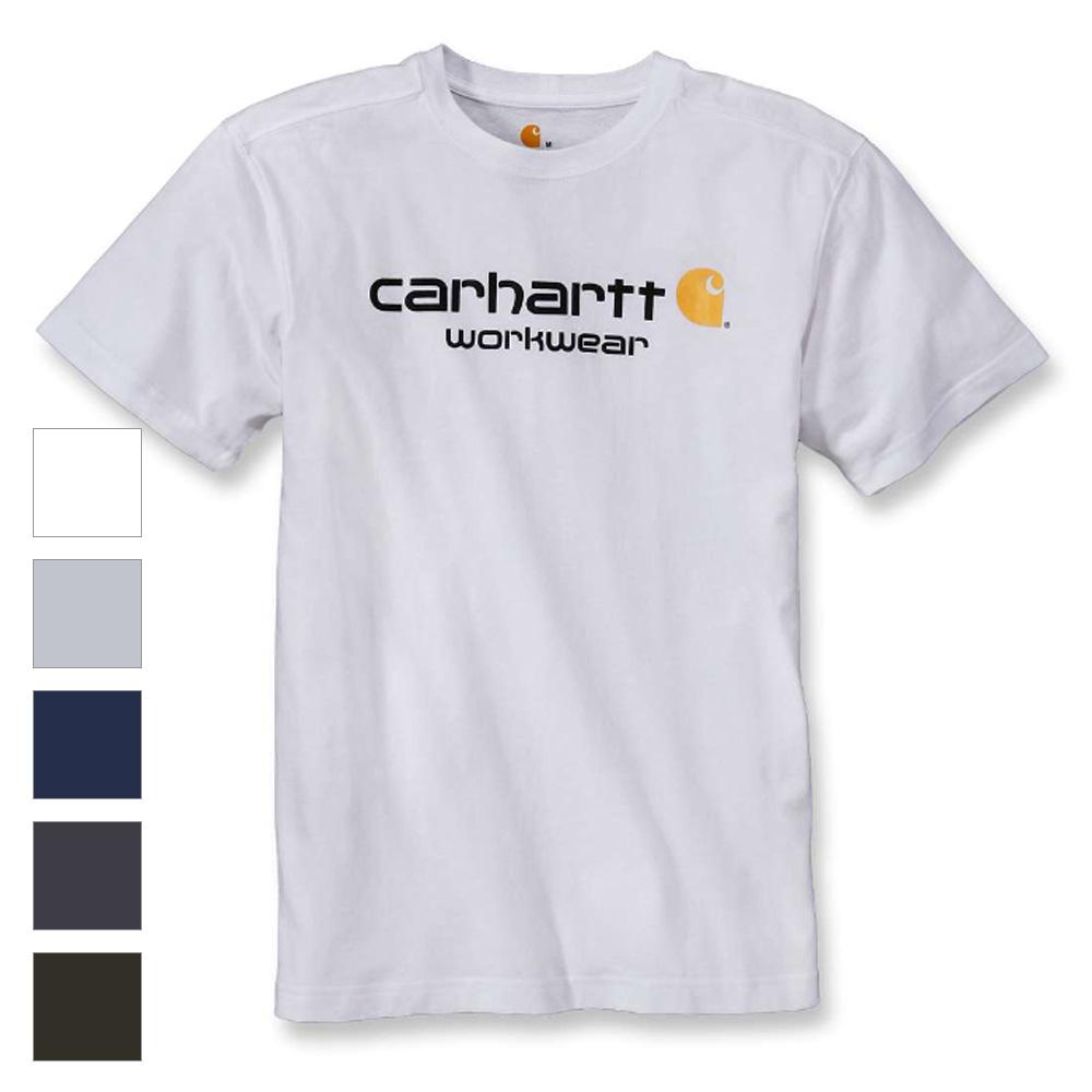 Carhartt Core Logo T-Shirt