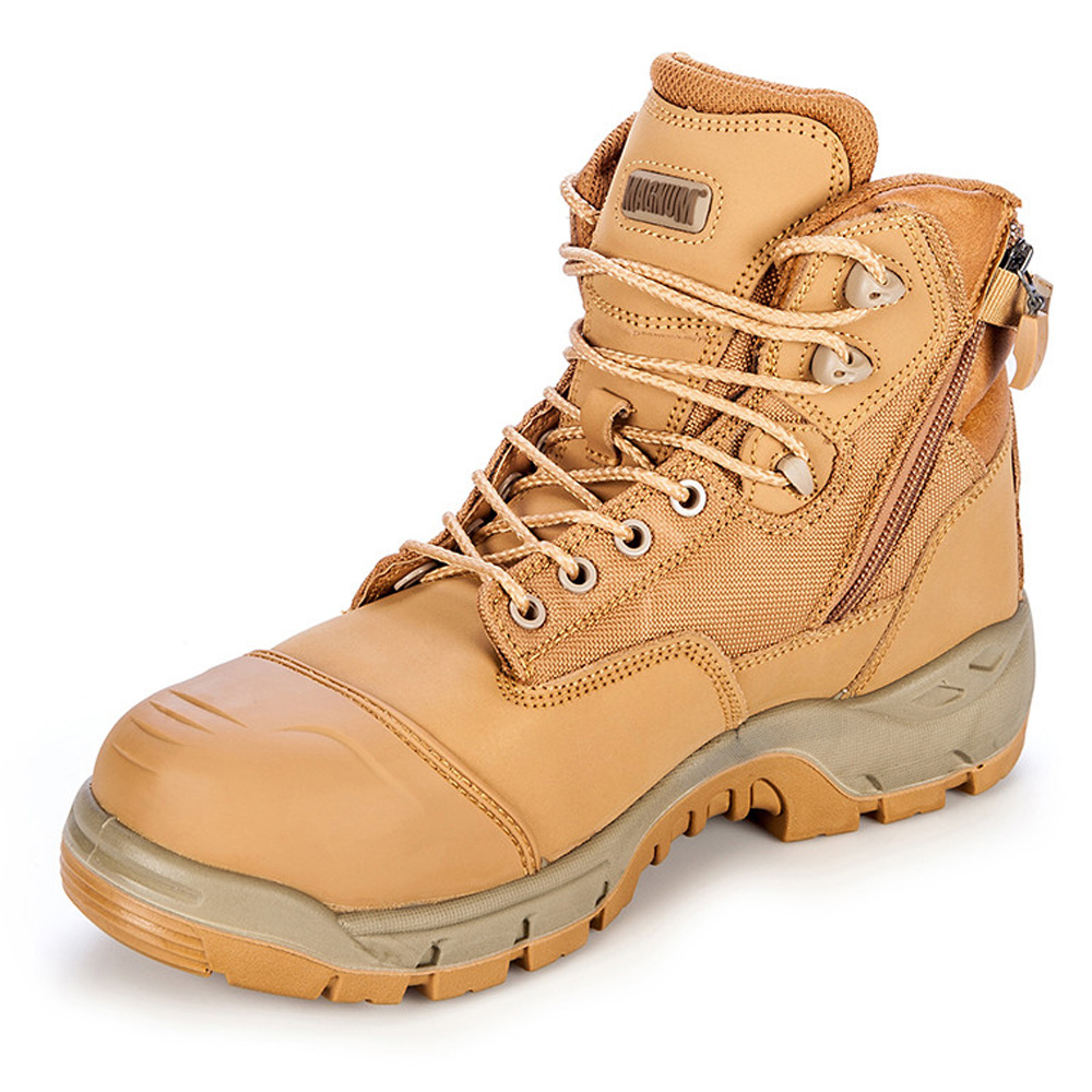 f45df6746e8 MAGNUM Sitemaster Lite Zip Sided Safety Boots MSMR100