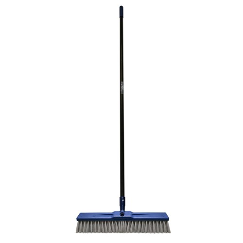 Blue Rapta Poly Soft 450mm Trade Broom TCL103