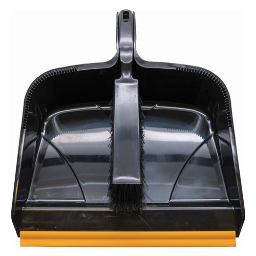 Blue Rapta Heavy Duty Dustpan and Broom TCL107