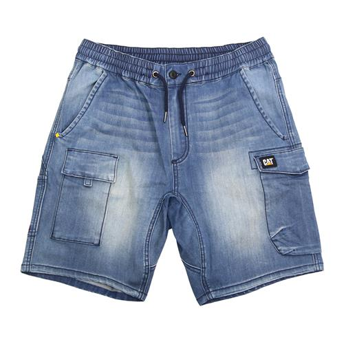 CAT® Workwear Denim Diesel Short