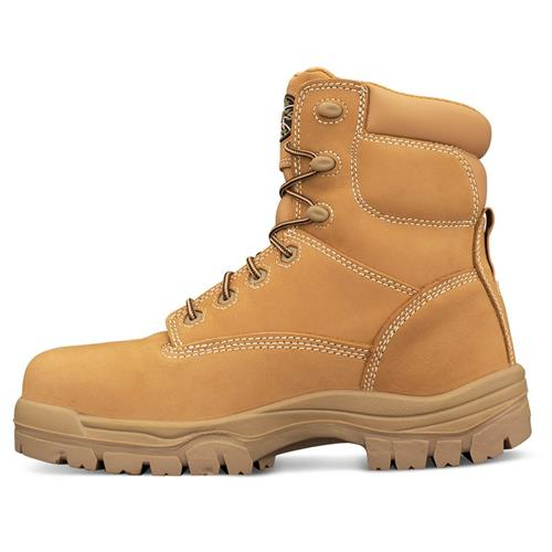 f1c429e99d1 Oliver 150mm Wheat Lace Up Safety Boots 45-632