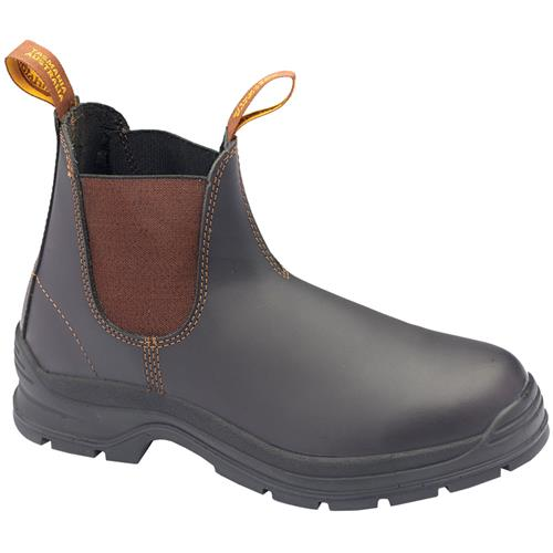 E/Sided Soft Toe Non-Safety Boots