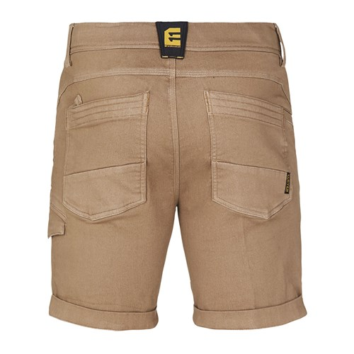 ELEVEN Workwear Fusion Knit Cargo Work Short E1283