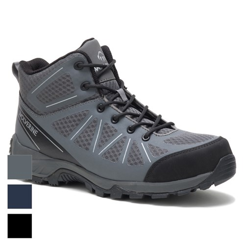 Wolverine Amherst II Mid Safety Shoes