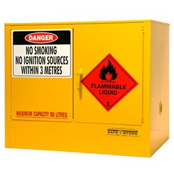 Storemasta 100L Flammable Liquid Storage Cabinets SC100