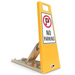 "Barrier Group ""No Parking"" Lok-up Space Protector LU-NP"