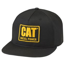 CAT® Workwear Flat Diesel Power Cap