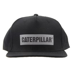 CAT® Workwear Icon Bar Flat Bill Cap