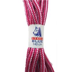 Steel Blue Laces Pink 140cm A-000151