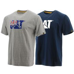 CAT® Workwear TM Logo Tee 1510411