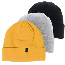 CAT® Workwear Beanie Pack (Pk 3)