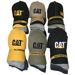 CAT® Workwear Cap & Sock (Pk 7) Bundle