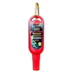 Red-Eyed Gotcha! Insect Repellent 50ml Tottle w/ Carabiner REGCL50