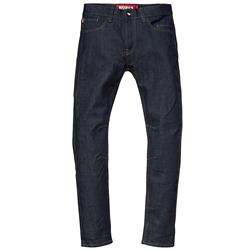 SAINT WORKS 5 Pocket Raw Indigo Stretch Denim Jean