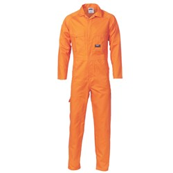 DNC 3101 Coverall Heavyweight Cotton