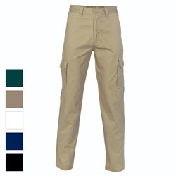 DNC Workwear Cotton Drill Cargo Pant 3312