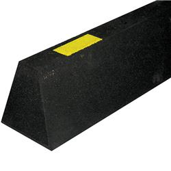 Envirorubber Parking Kerb Black 1650x120x100 PK165