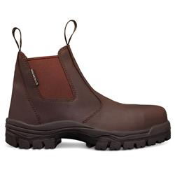 Oliver Brown Elastic Sided Safety Boots 45-627