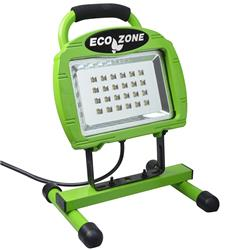 Designers Edge ECO-ZONE™ 24 LED Rechargeable Portable Work Light L1320