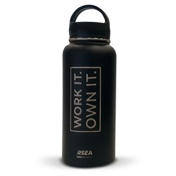 "RSEA ""Work it. Own It"" 946ml Muve Insulated Bottle Thermos"