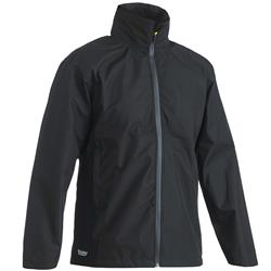 Bisley Workwear Lightweight Mini Ripstop Rain Jacket