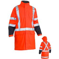 Bisley Safetywear Two Toned Hi-Vis 3M™