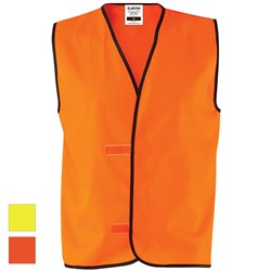 ELEVEN Workwear Hi-Vis Day Safety Vest E1800