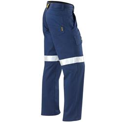 ELEVEN Workwear Drill Work Pant w/ 3M™ Tape