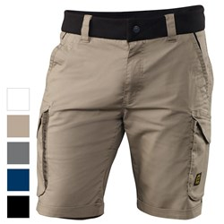 ELEVEN Workwear Super Easy Cargo Work Short