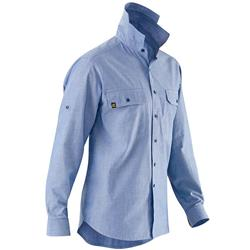 ELEVEN Workwear Evolution L/S Chambray Shirt