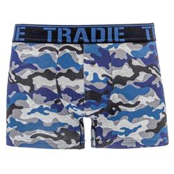 Tradie Men's Printed Trunk Elephant Camo MJ1194E